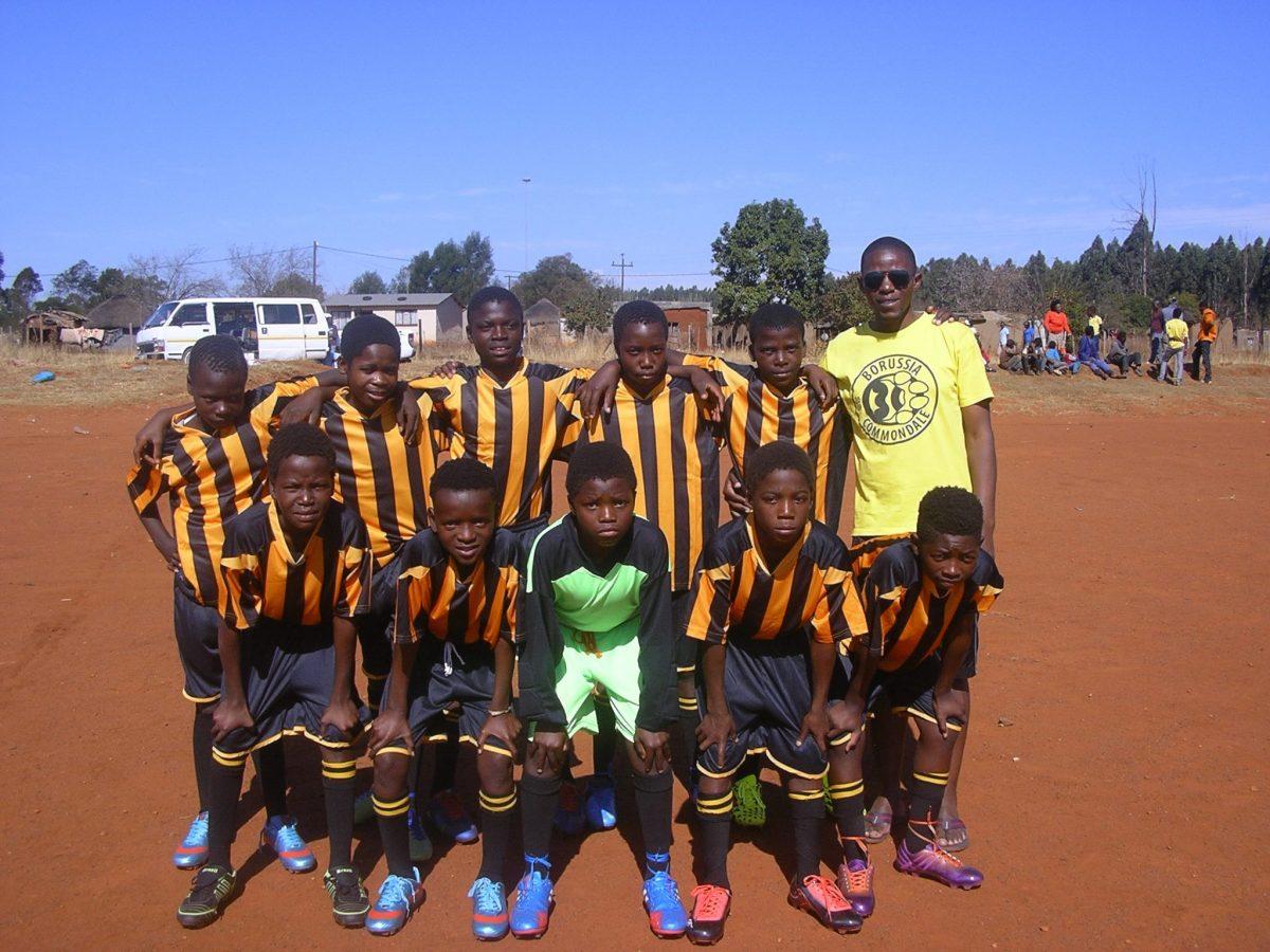 Spende von TWK Vumbuka Trust